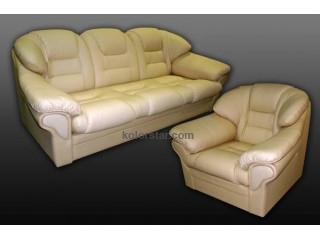 Restoration of leather furniture