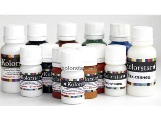 Преимущества краски для кожи Kolorstar перед другими красками