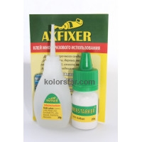 Axfixer-30-gr adhesive with amplifier