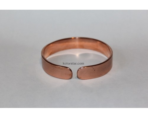 Copper cure bracelet 12mm