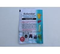 Краситель для ткани Kolorstar черный рал-9005