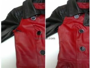 Обновление кожаных аксессуаров и одежды