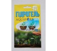 Hydrogel water retention, plant feed
