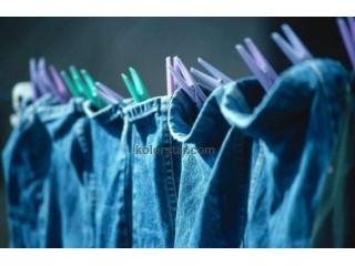 Фарбування джинсів в домашніх умовах