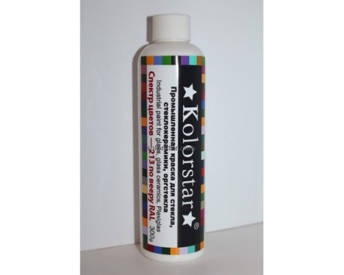 Paint for glass - 300 gr
