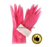 Перчатки латексные супер прочные, многоразового использования!