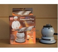 Kitchen sharpener for knives and scissors Samurai Pro - sharpen everything!