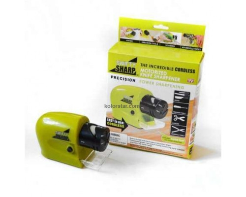 Quality electro-sharpener for the cutting tool Swifty Sharp original!